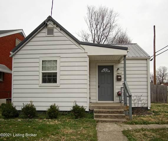 3637 Kahlert Ave, Louisville, KY 40215 (#1581287) :: The Stiller Group