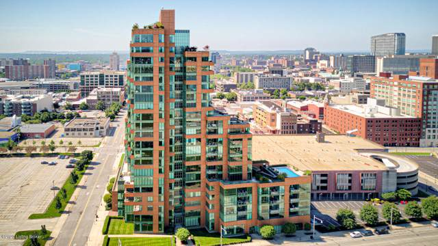 222 E Witherspoon St #305, Louisville, KY 40202 (#1581361) :: Team Panella