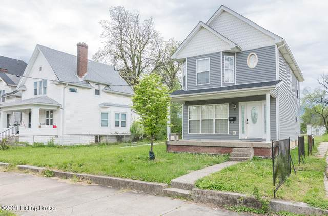 1826 W Jefferson St, Louisville, KY 40203 (#1581529) :: At Home In Louisville Real Estate Group