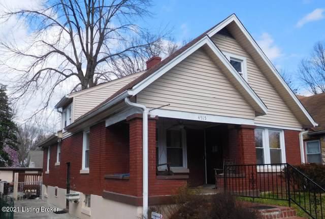 4515 Jewell Ave, Louisville, KY 40212 (#1582044) :: Team Panella