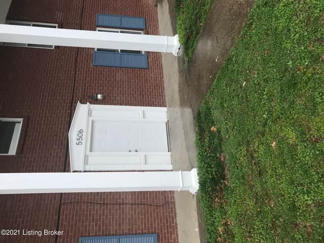 5506 Lodema Way #2, Louisville, KY 40291 (#1582109) :: Team Panella