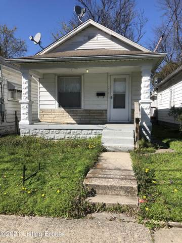 1417 Longfield Ave, Louisville, KY 40215 (#1582166) :: At Home In Louisville Real Estate Group