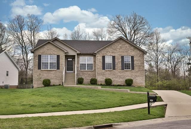 243 Woodfield Cir, Shelbyville, KY 40065 (#1582343) :: Team Panella