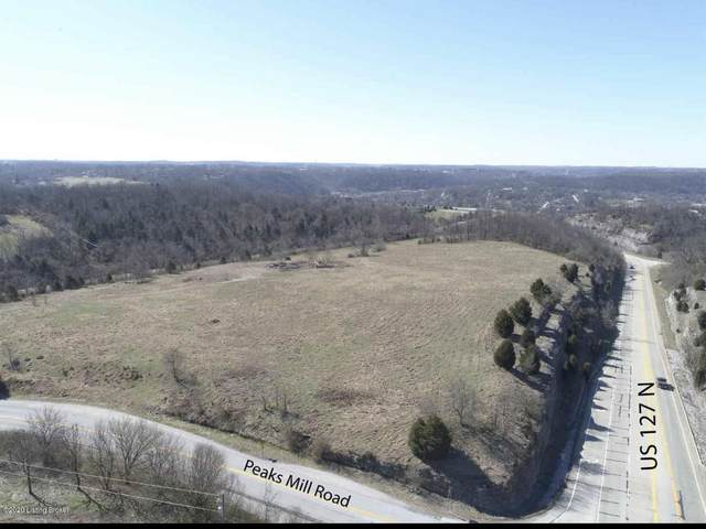 110 Lot3 Cedar Cove Rd, Frankfort, KY 40601 (#1582456) :: Team Panella