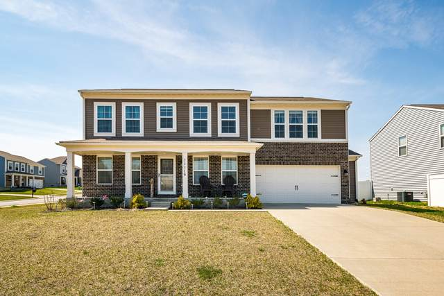 11116 Kaufman Farm Dr, Louisville, KY 40291 (#1582583) :: At Home In Louisville Real Estate Group