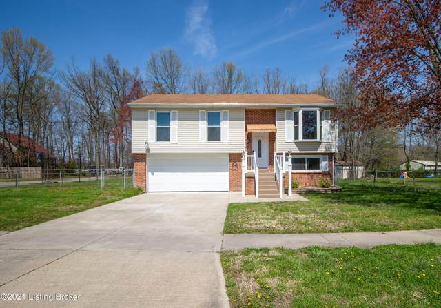 3501 Vanguard Dr, Louisville, KY 40229 (#1582584) :: Team Panella