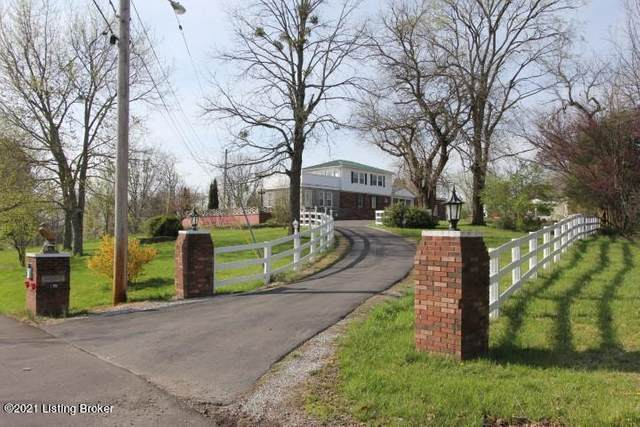 176 Hanks Ln, Frankfort, KY 40601 (#1582636) :: Team Panella