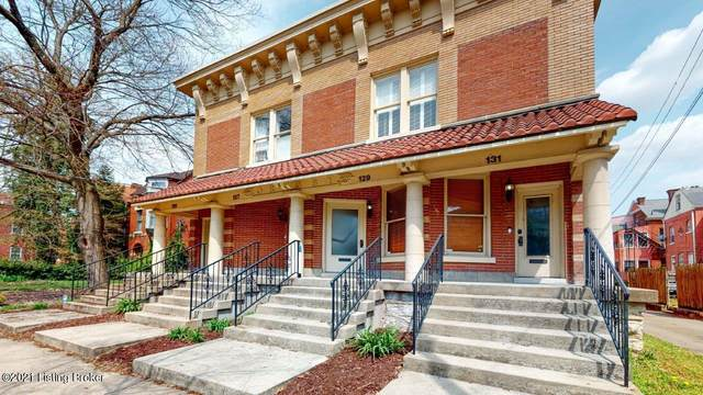 129 E Ormsby Ave, Louisville, KY 40203 (#1582684) :: Team Panella