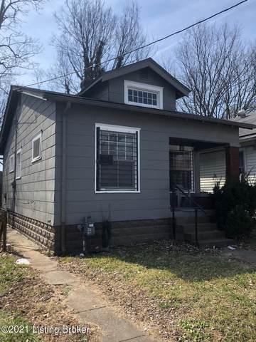1768 W Hill St, Louisville, KY 40210 (#1582822) :: The Stiller Group