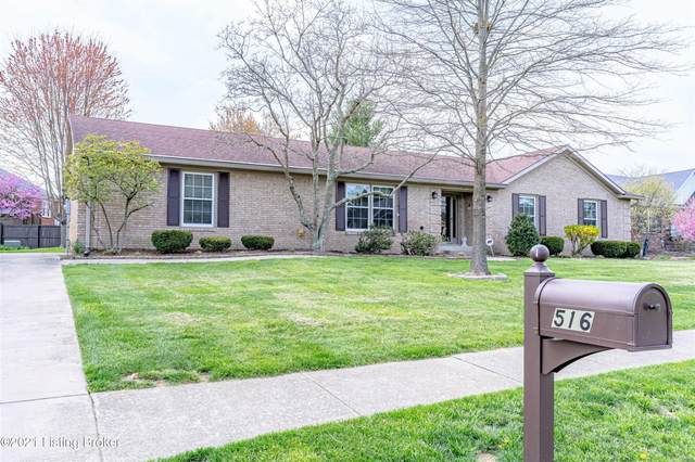 516 Navaho Rd, Shelbyville, KY 40065 (#1582888) :: Team Panella