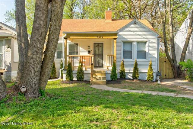 3615 Herman St, Louisville, KY 40212 (#1583029) :: Team Panella