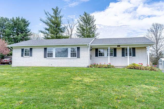 286 Hill N Dale Rd, Shelbyville, KY 40065 (#1583120) :: At Home In Louisville Real Estate Group