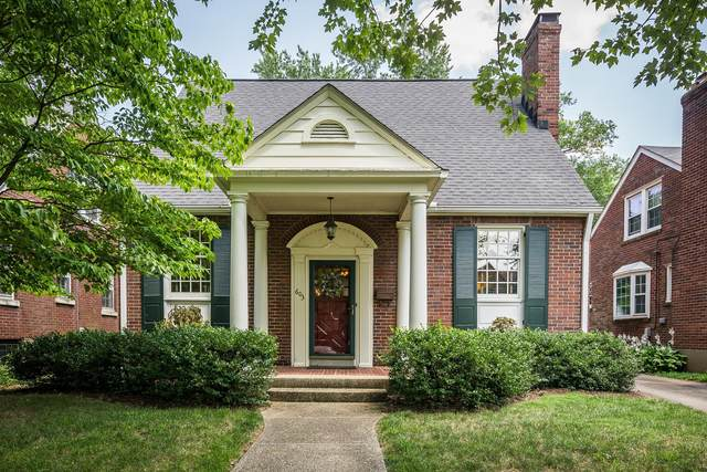 603 Wallace Ave, Louisville, KY 40207 (#1583207) :: At Home In Louisville Real Estate Group