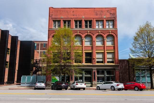 309 E Market St #213, Louisville, KY 40202 (#1583218) :: Team Panella