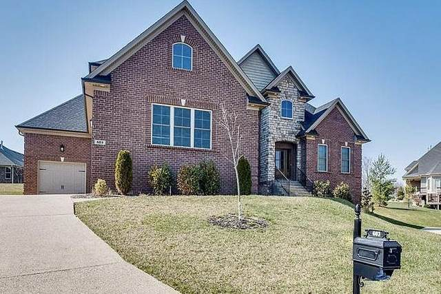 603 Weymuth Pl, Louisville, KY 40245 (#1583319) :: At Home In Louisville Real Estate Group