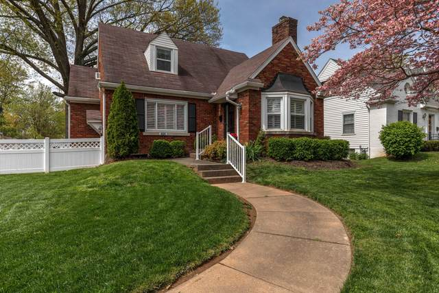 424 Browns Ln, Louisville, KY 40207 (#1583331) :: Team Panella