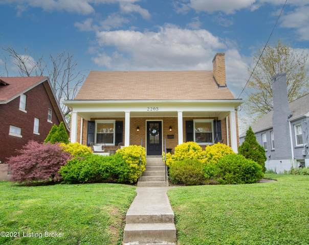 2205 Wrocklage Ave, Louisville, KY 40205 (#1583356) :: Team Panella