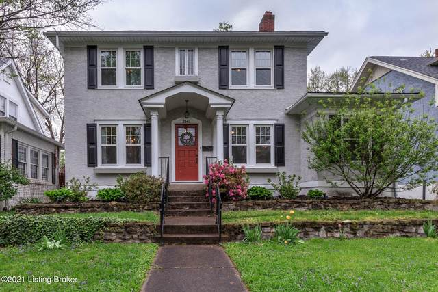 2141 Lowell Ave, Louisville, KY 40205 (#1583447) :: At Home In Louisville Real Estate Group