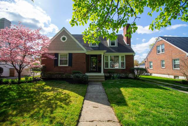 3506 Hycliffe Ave, Louisville, KY 40207 (#1583502) :: Team Panella