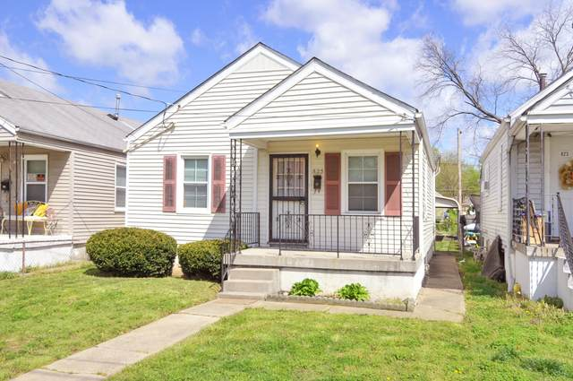 825 Camden Ave, Louisville, KY 40215 (#1583575) :: At Home In Louisville Real Estate Group