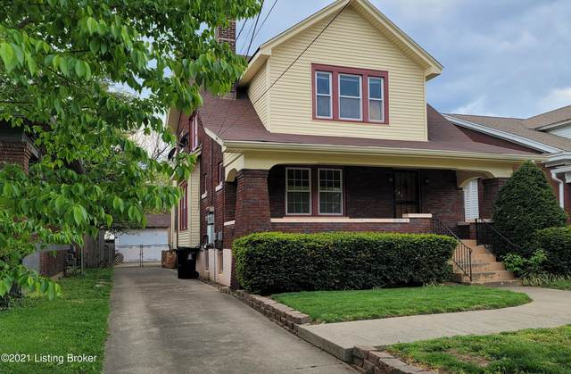 1314 Lydia St, Louisville, KY 40217 (#1583668) :: The Stiller Group