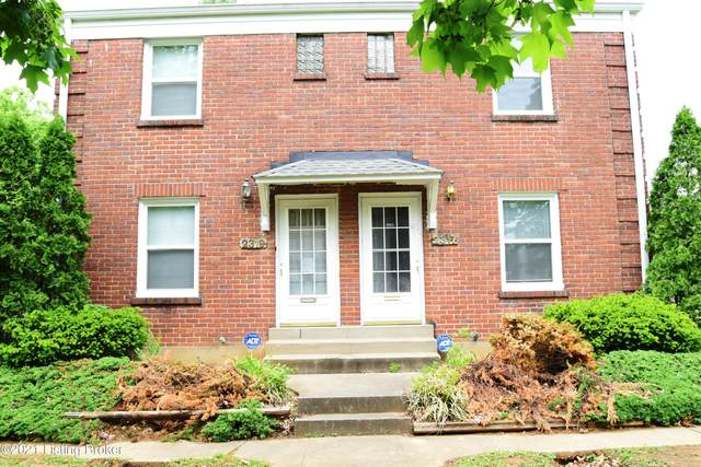 2317 Algonquin, Louisville, KY 40210 (#1583704) :: At Home In Louisville Real Estate Group