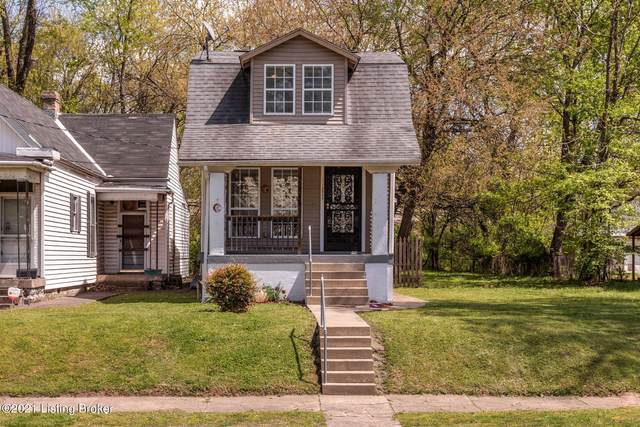 215 N 34th St, Louisville, KY 40212 (#1583741) :: At Home In Louisville Real Estate Group