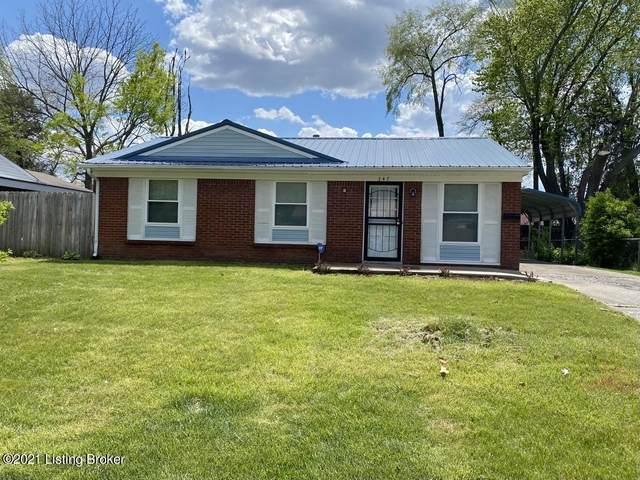 347 E Blue Jay Rd, Louisville, KY 40229 (#1583754) :: The Sokoler Team