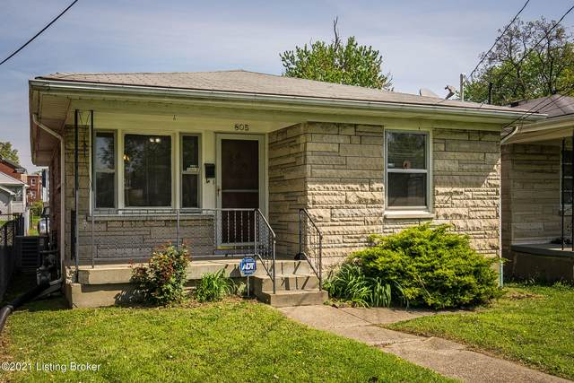 805 W Florence Ave, Louisville, KY 40215 (#1583836) :: The Stiller Group