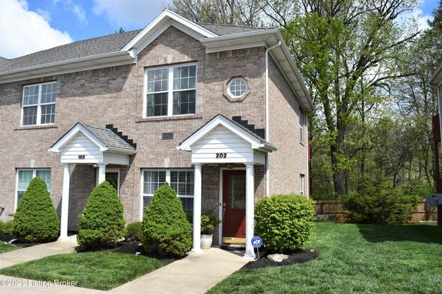 6003 Wooded Creek Dr #202, Louisville, KY 40291 (#1583955) :: At Home In Louisville Real Estate Group