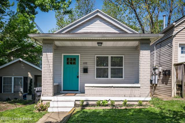 102 Stoll Ave, Louisville, KY 40206 (#1584000) :: At Home In Louisville Real Estate Group