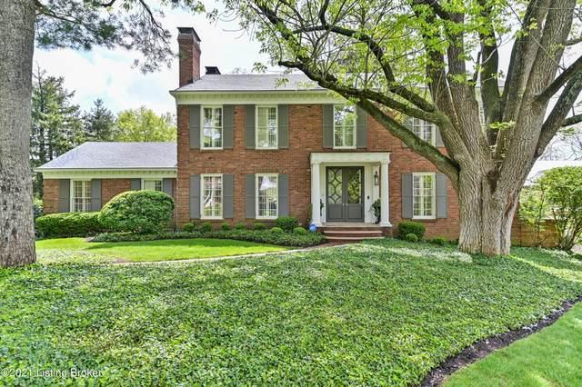1121 Red Fox Rd, Louisville, KY 40207 (#1584087) :: The Stiller Group