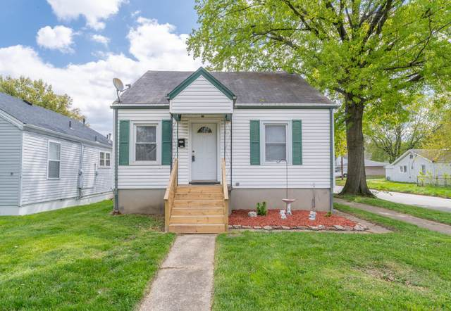 3677 Powell Ave, Louisville, KY 40215 (#1584150) :: The Stiller Group