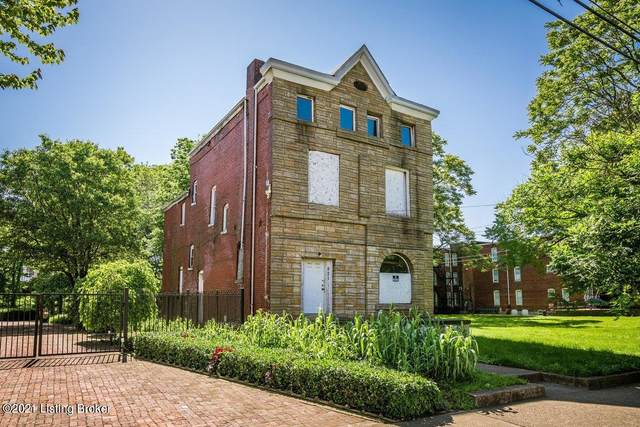 921 S 1st St, Louisville, KY 40203 (#1584294) :: At Home In Louisville Real Estate Group
