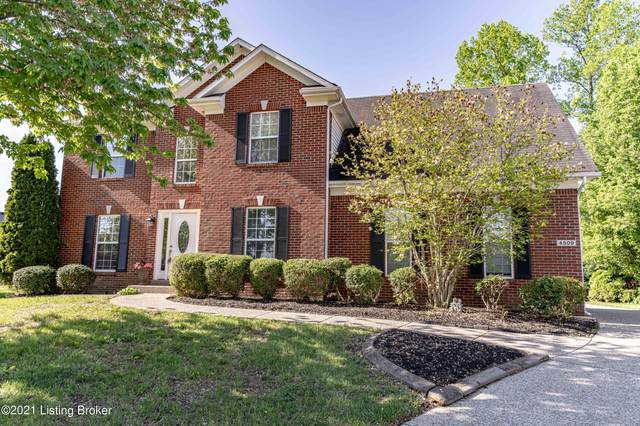 4509 Cherry Forest Cir, Louisville, KY 40245 (#1584456) :: The Sokoler Team