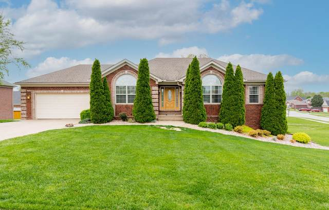 740 Heritage Way, Mt Washington, KY 40047 (#1584545) :: At Home In Louisville Real Estate Group
