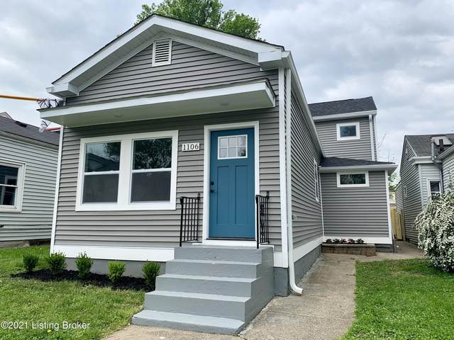 1106 Ash St, Louisville, KY 40217 (#1584650) :: At Home In Louisville Real Estate Group