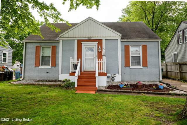 206 W Carter Ave, Clarksville, IN 47129 (#1584795) :: At Home In Louisville Real Estate Group