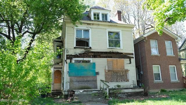 2702 W Main, Louisville, KY 40212 (#1584880) :: The Stiller Group