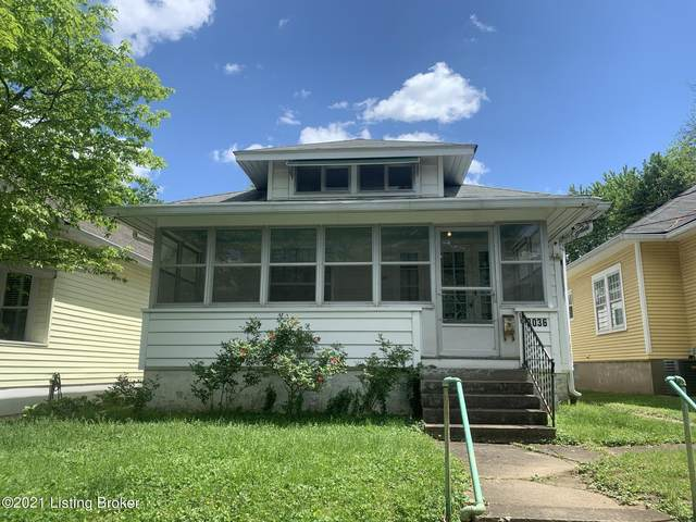3036 Aubert Ave, Louisville, KY 40206 (#1584886) :: The Stiller Group