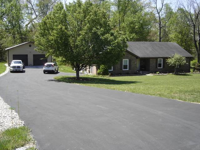 1800 Covey Trace Rd, La Grange, KY 40031 (#1584889) :: At Home In Louisville Real Estate Group