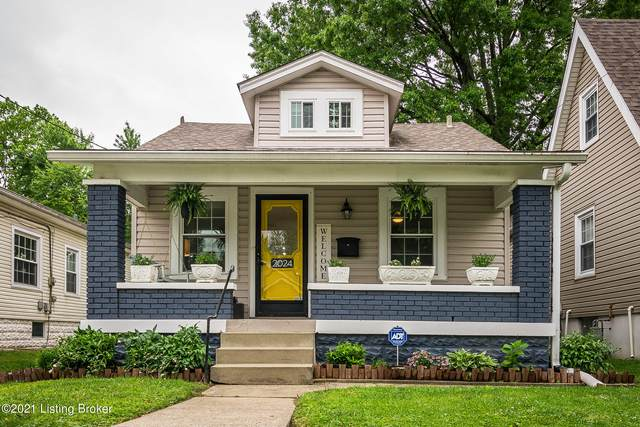 2024 Alexander Ave, Louisville, KY 40217 (#1584932) :: At Home In Louisville Real Estate Group