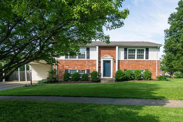3603 Deibel Way, Louisville, KY 40220 (#1585133) :: The Stiller Group
