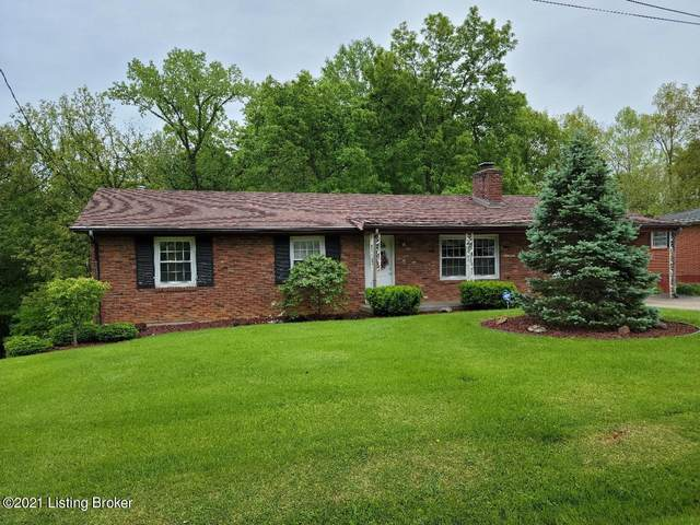 258 Park Ave, Radcliff, KY 40160 (#1585229) :: At Home In Louisville Real Estate Group