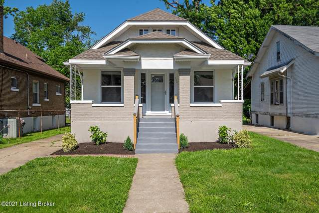 638 S 42nd St, Louisville, KY 40211 (#1585314) :: Trish Ford Real Estate Team | Keller Williams Realty
