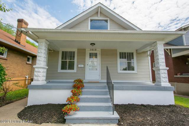 1610 Bonnycastle Ave, Louisville, KY 40205 (#1585441) :: At Home In Louisville Real Estate Group