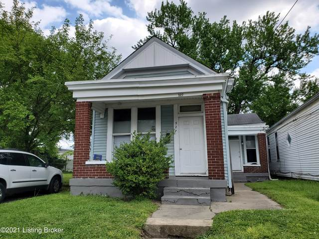 527 N 27th St, Louisville, KY 40212 (#1585596) :: The Stiller Group