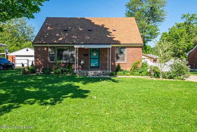 7706 Bluebonnet Rd, Louisville, KY 40258 (#1585598) :: Team Panella
