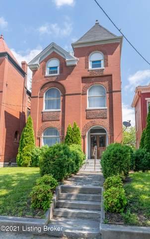 225 E Oak, Louisville, KY 40203 (#1585774) :: The Stiller Group