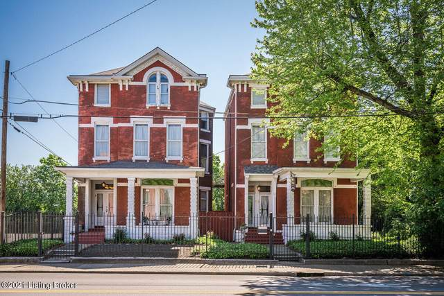 915 S 1st St, Louisville, KY 40203 (#1585788) :: The Stiller Group